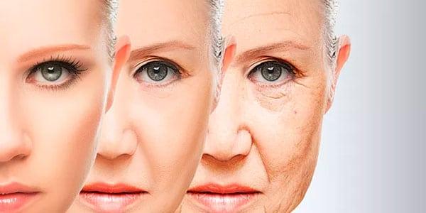 Lás cápsulas de extracto de placenta ayudan a rejuvenecer el rostro